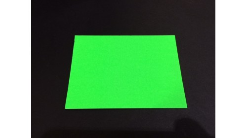 22576 - Green Day Glo Card