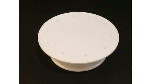 88.4004 - White Turntable