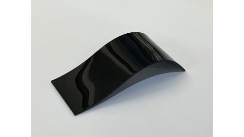 88506 Bracelet Display 86x230mm - Black acrylic