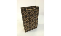 BMBR - Baroque Medium Bag - Brown/Gold x 100