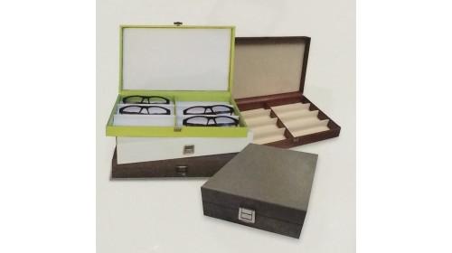 CFE8 - Luxury Presentation / Storage Box for 8 Optical Frames