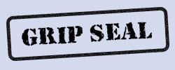 Grip Seal Bags Plain