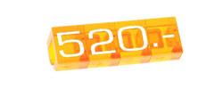 Medium Fluo 7x9mm