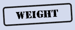 Weight Labels