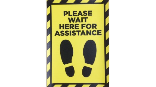BE13502 Anti Slip Floor Sticker A5