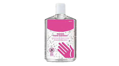 BE13464 Hand Sanitiser 236ml