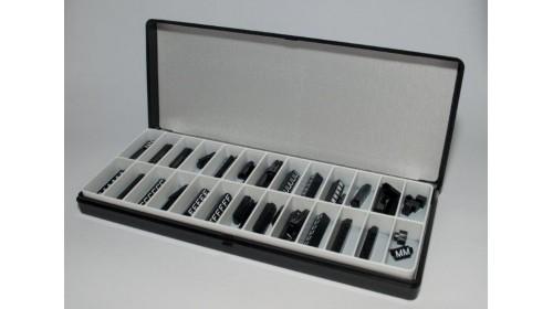 Super 10x12mm Alphabet Set