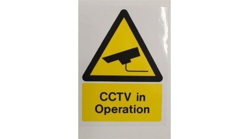 41964 CCTV Sign