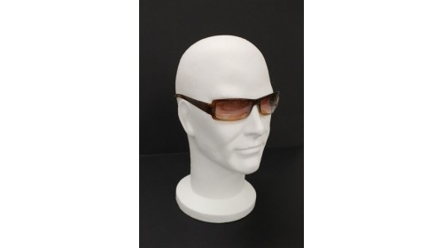 85995 White Polystyrene Head - Male