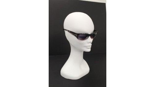 85994 White Polystyrene Head - Female