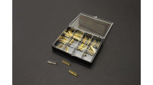 10550/11000 - Prestige 4.5 x 8mm price cube kits of 260 or 640 pieces
