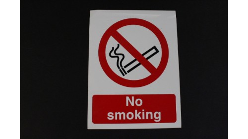 2771046 No Smoking Sign