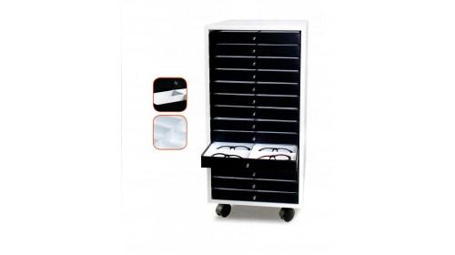 BAS001 - Portable Frame Cabinet
