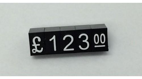 Nova Medium Price Cubes 4x6mm - Set of 280