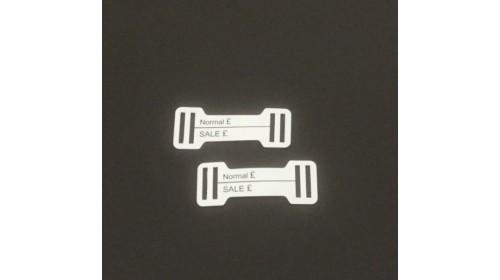 P820PR - Printed Slide on Label Carrier x 500