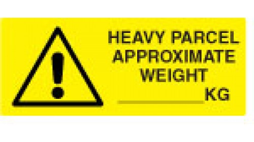 Weight Labels - WWAPW
