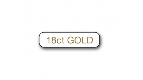 CM009 18ct Gold - Foiled Strip of 20 Tickets
