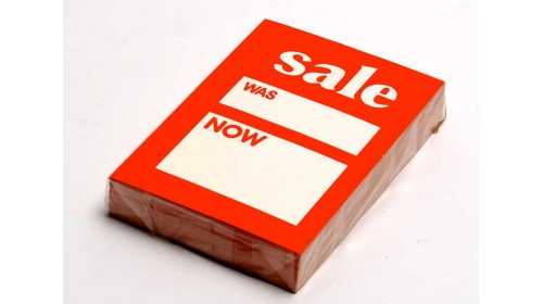 22545 Sale Was/Now 100 x 75mm