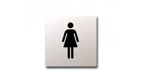 41972 Door Sign - 'Female'