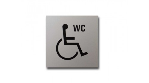 41974 Door Sign - 'Disabled'