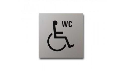 41974 Door Sign - 'Disabled'