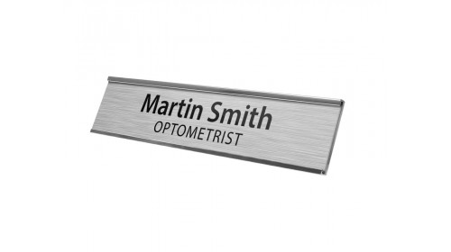 DP2 Replacement Nameplate