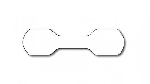 DBR Dumbbell - Paper 12x47mm