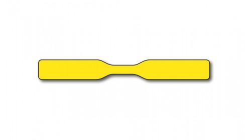 YDR Dumbbell - Yellow Vinyl 5x47mm