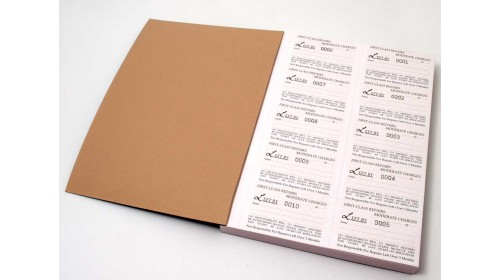0071 Duplicate Repair Book