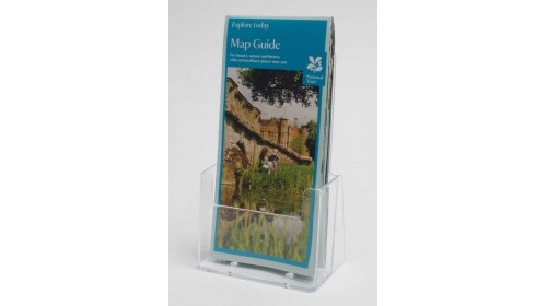 1101 Leaflet Holder - DL Portrait