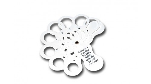FRG Plastic Fan Ring Gauge