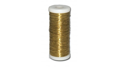 RW1G Coil of Wire - Gilt