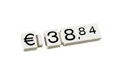 Medium 7x9mm individual price cubes