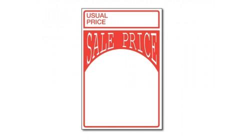 WSL6 Sale Ticket 60 x 40mm