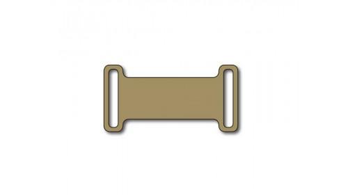 SO808  Slip-on plastic frame tag