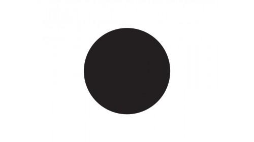 WB80 Black Circle x 100